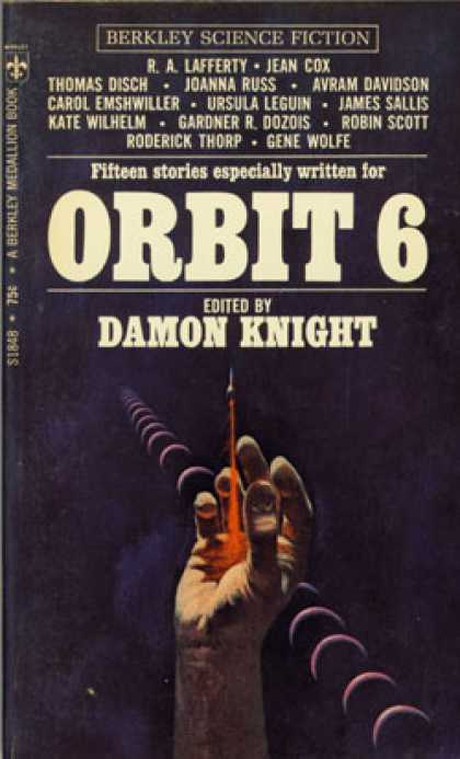 Berkley Books - Orbit 6 - Damon Knight