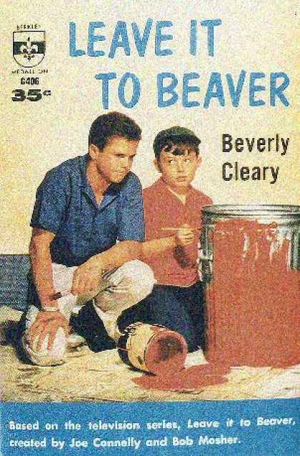 Berkley Books - Leave It To Beaver
