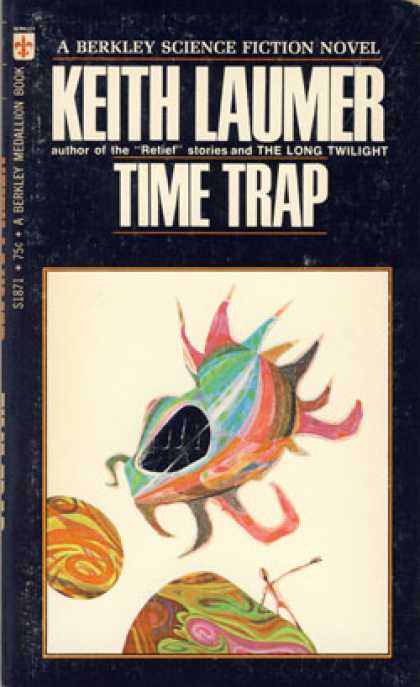Berkley Books - Time Trap - Keith Laumer