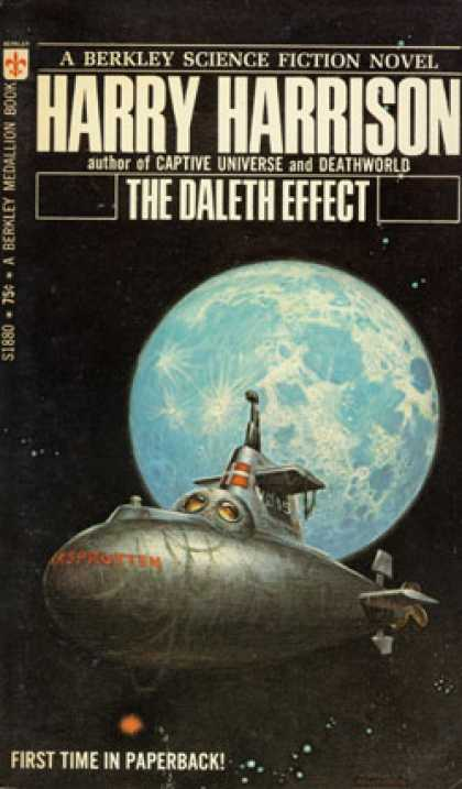 Berkley Books - The Daleth Effect - Harry Harrison