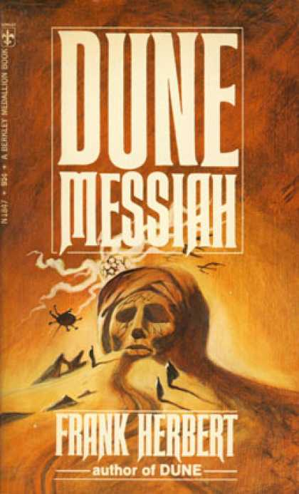 Berkley Books - Dune Messiah