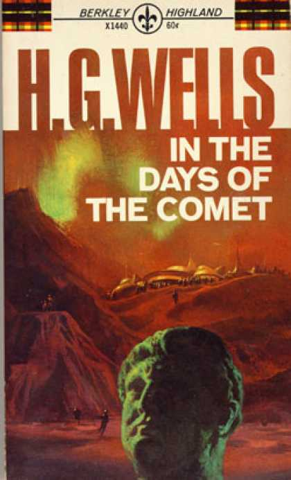 Berkley Books - In the Days of the Comet - H. G. Wells