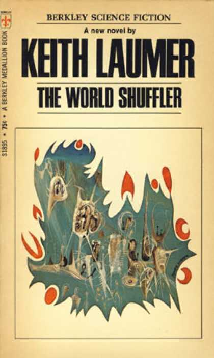 Berkley Books - The World Shuffler - Keith Laumer