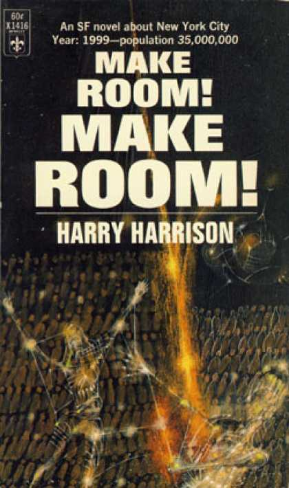 Berkley Books - Make Room! Make Room! - Harry Harrison
