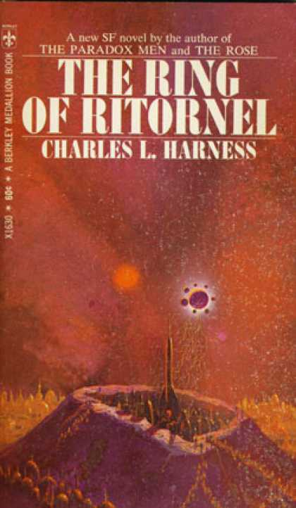 Berkley Books - The Ring of Ritornel - Charles S. Harness