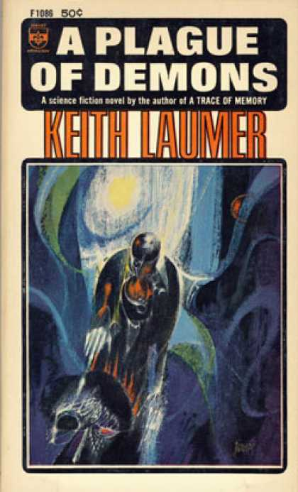Berkley Books - A Plague of Demons - Keith Laumer