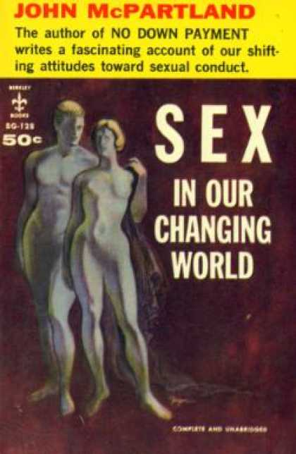 Berkley Books - Sex In Our Changing World - John Mcpartland