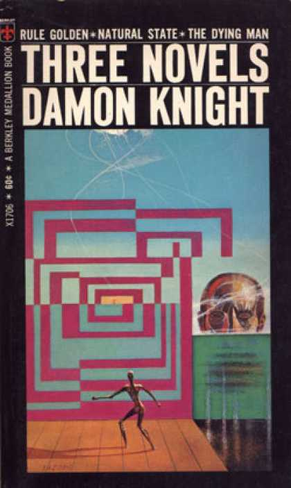 Berkley Books - Three Novels - Damon Knight