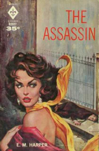 Berkley Books - The Assassin - E.m. Harper