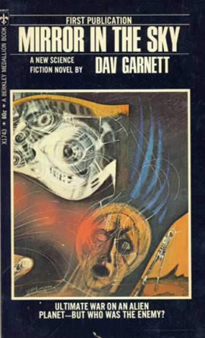 Berkley Books - Mirror In the Sky - Dav Garnett