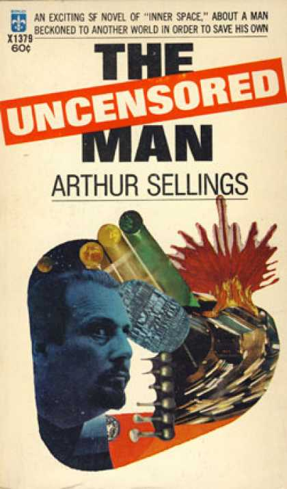 Berkley Books - The Uncensored Man