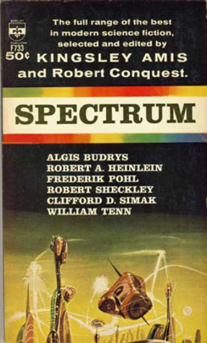 Berkley Books - Spectrum
