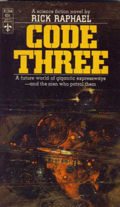 Berkley Books - Code Three