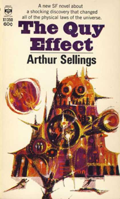 Berkley Books - The Quy Effect - Arthur Sellings