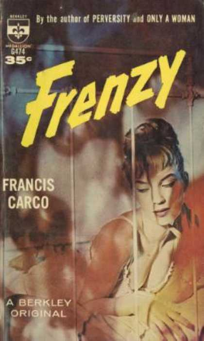 Berkley Books - Frenzy