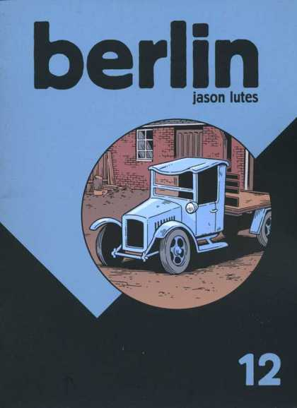 Berlin 12 - Jason Lutes