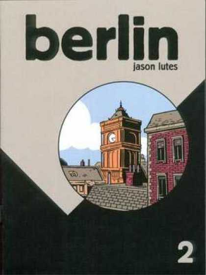 Berlin 2 - Jason Lutes