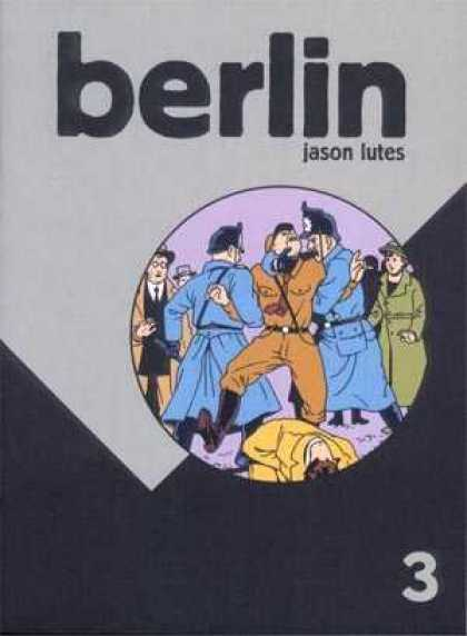 Berlin 3 - Jason Lutes