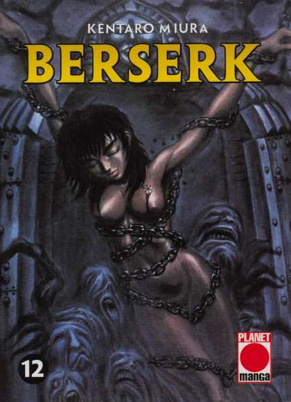 Berserk 12 - Kentaro Miura - Girl - Chains - Planet Manga
