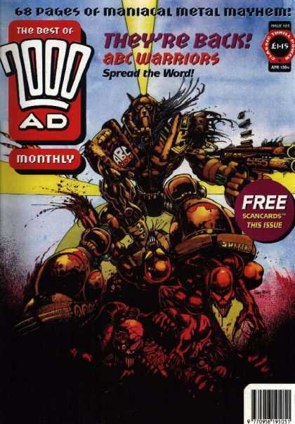 Best of 2000 AD 103