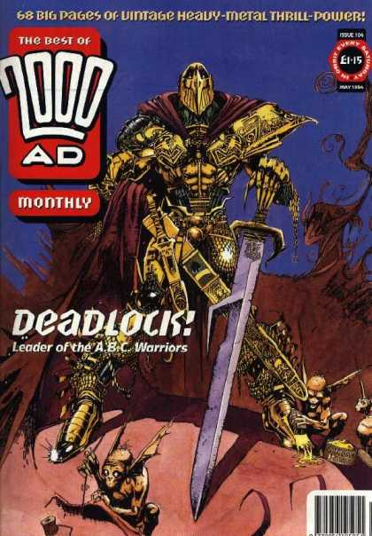 Best of 2000 AD 104