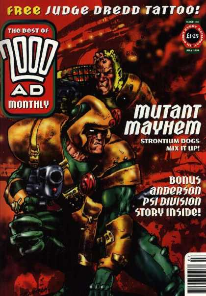 Best of 2000 AD 106