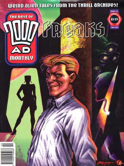 Best of 2000 AD 113