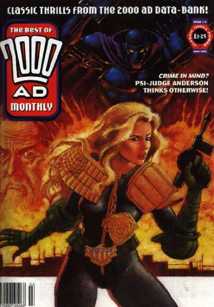 Best of 2000 AD 114