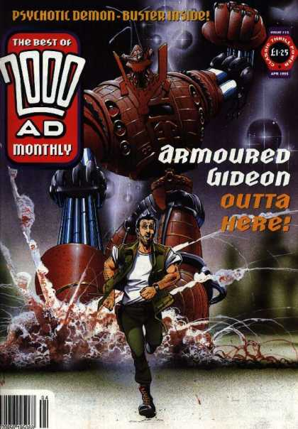 Best of 2000 AD 115