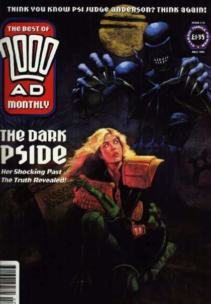 Best of 2000 AD 118