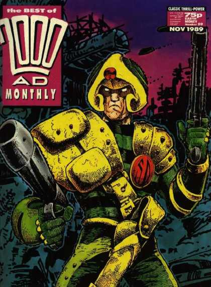 Best of 2000 AD 50