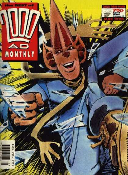Best of 2000 AD 54