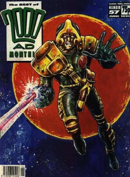 Best of 2000 AD 57