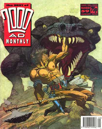 Best of 2000 AD 59