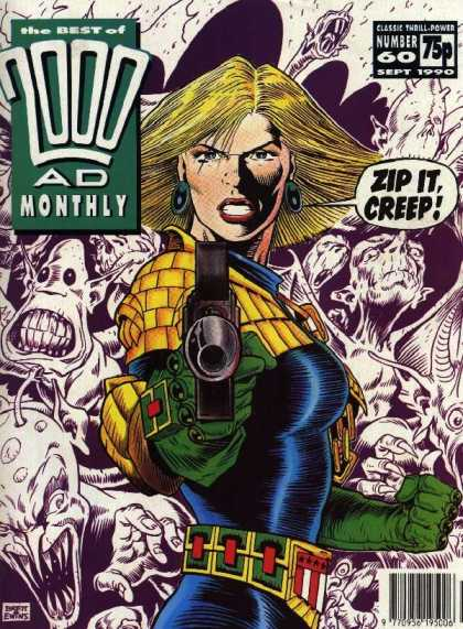 Best of 2000 AD 60