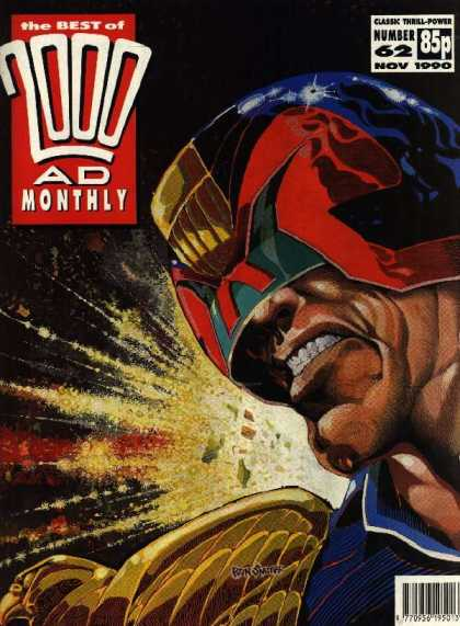 Best of 2000 AD 62