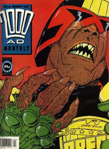 Best of 2000 AD 67
