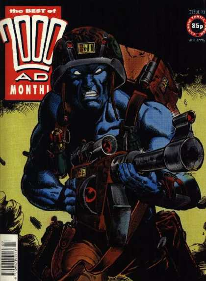 Best of 2000 AD 70