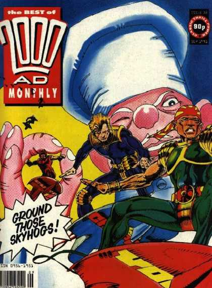 Best of 2000 AD 72