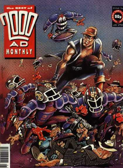 Best of 2000 AD 76