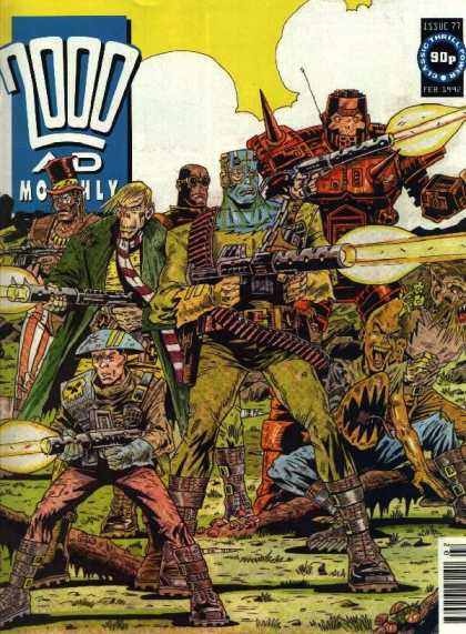 Best of 2000 AD 77