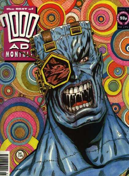 Best of 2000 AD 78