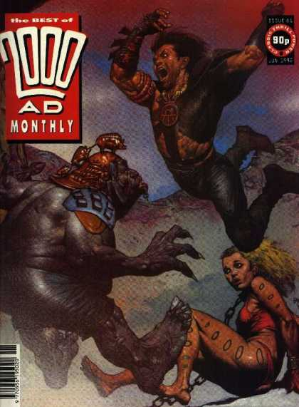 Best of 2000 AD 81