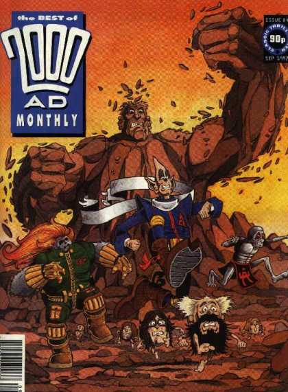 Best of 2000 AD 84