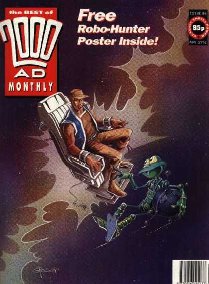 Best of 2000 AD 86