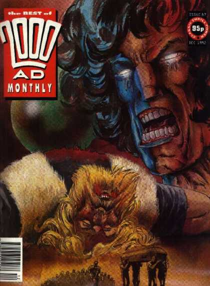 Best of 2000 AD 87