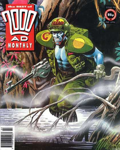 Best of 2000 AD 90