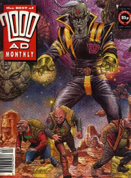 Best of 2000 AD 91