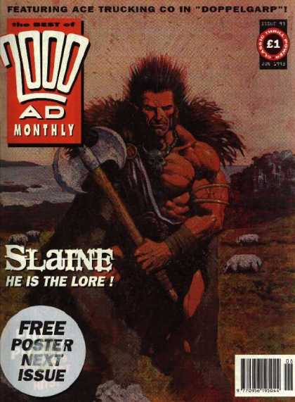 Best of 2000 AD 93