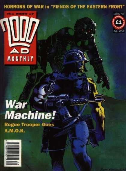 Best of 2000 AD 95